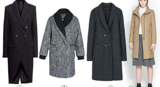 manteau tres long femme pas cher