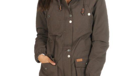 manteau volcom femme