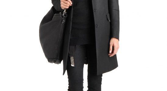 manteau zadig et voltaire femme