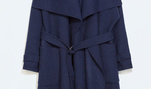manteau zara femme nouvelle collection