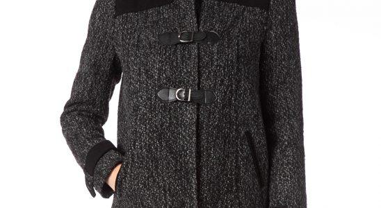 manteaux court femme