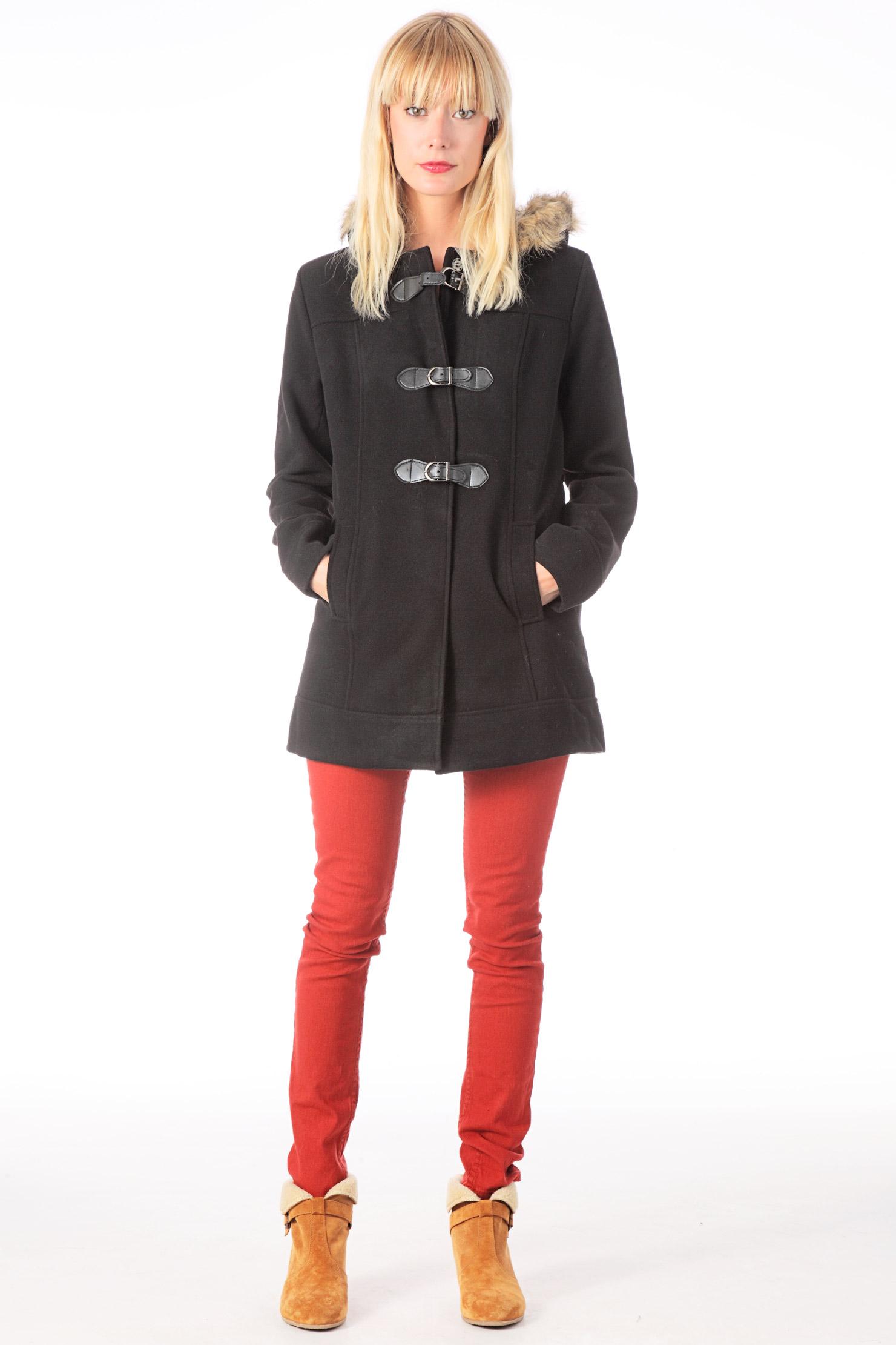 manteaux duffle coat femme
