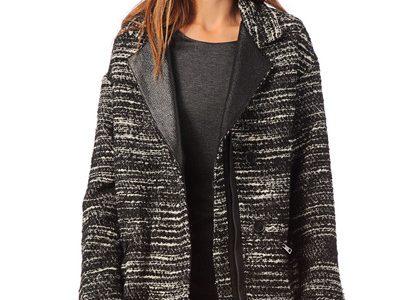 manteaux en laine femme