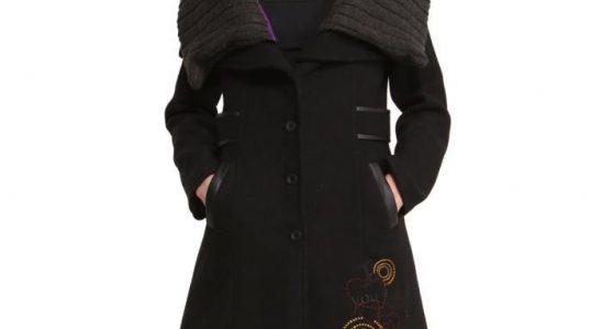manteaux femme desigual