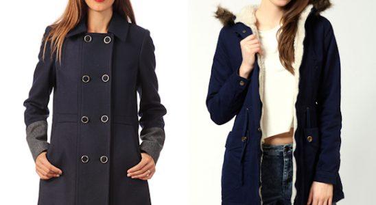 manteaux femme hiver 2014