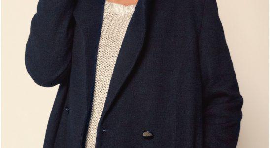 manteaux femme laine