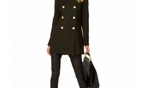 manteaux femme noir