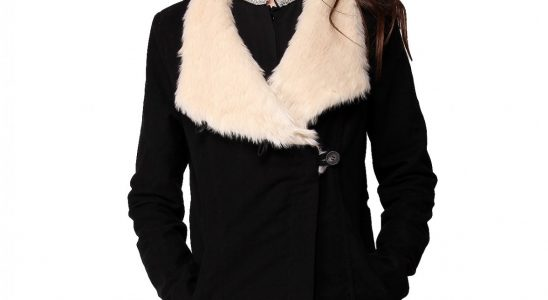 manteaux fourrés femme