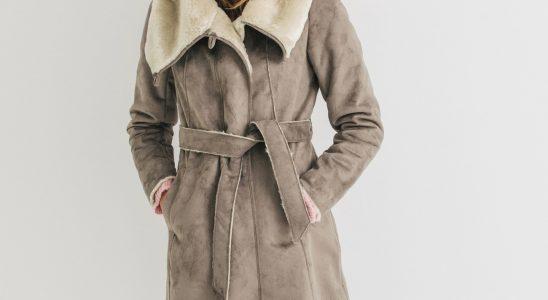 manteaux hiver femme