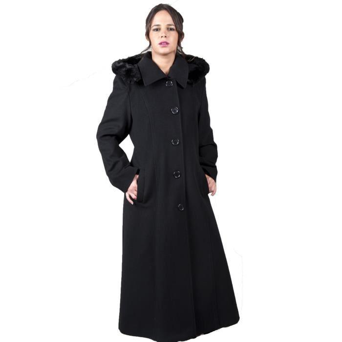 manteaux longs femmes