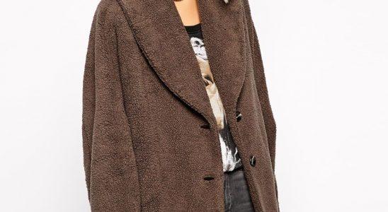 manteaux oversize femme