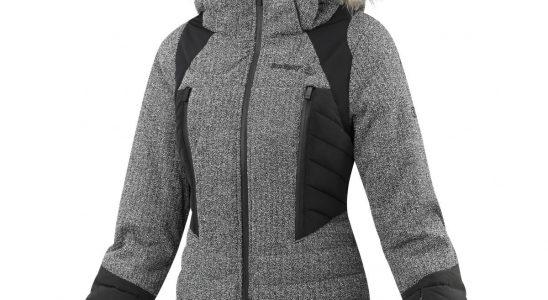 manteaux ski femme