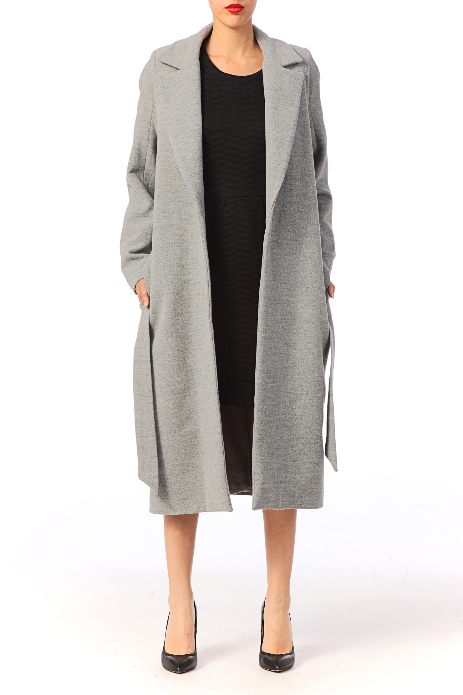 maxi manteau femme