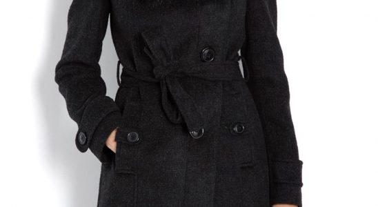 morgan manteau femme