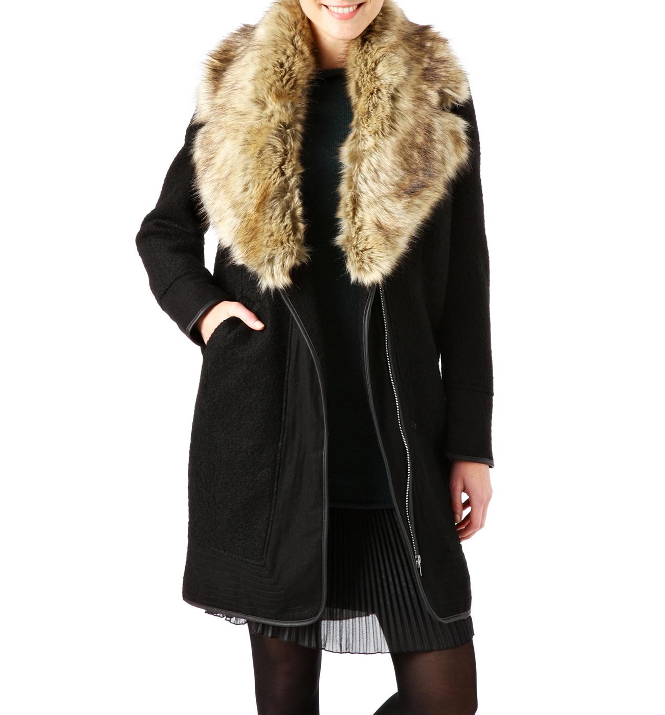 promod femme manteau