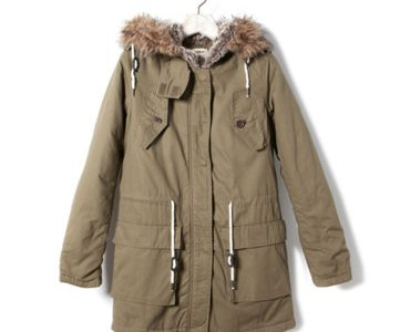 pull and bear manteau femme