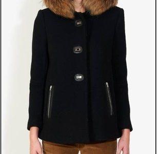 sandro femme manteau