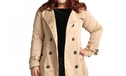 taille manteau femme