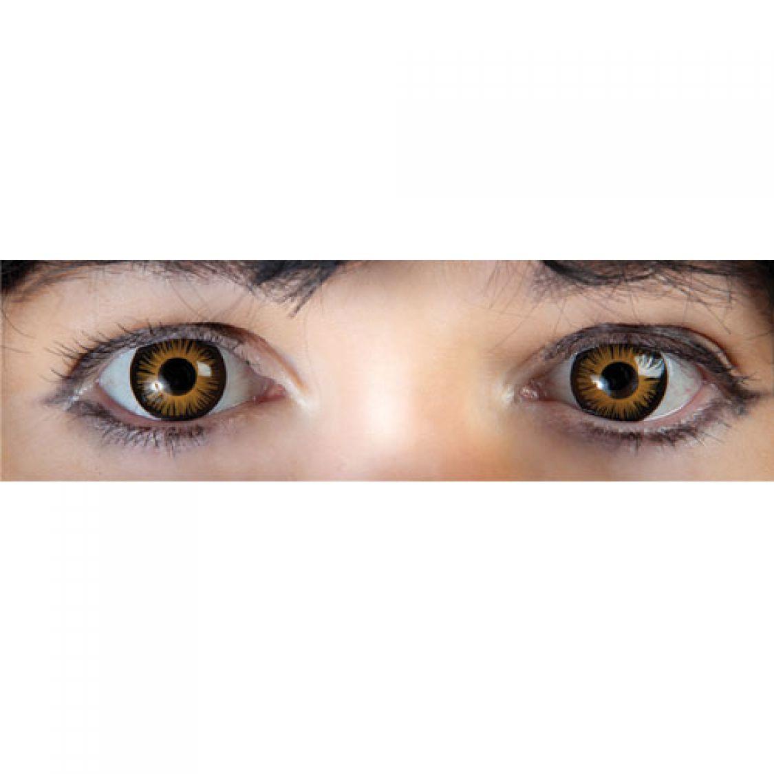 Lentilles de couleur : les différents types de lentilles couleur